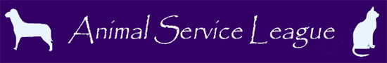 The Animal Service League Inc Logo